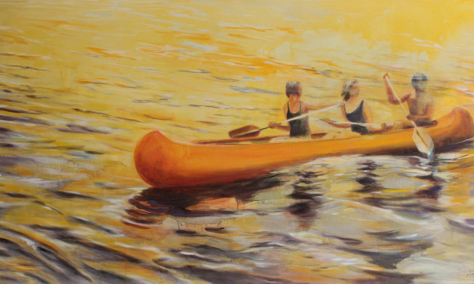 Susanne Andreae Malerei